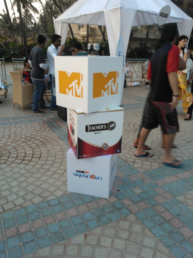 MTV AQUANOON! IN MUMBAI
